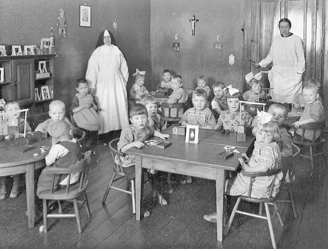 Kinder im Haus Loreto in Simpelveld